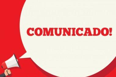 Comunicado – Eleições Cisrun