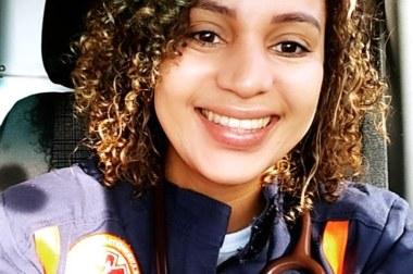 Perfis do SAMU: Médica de Montes Claros sempre admirou o trabalho de urgência e emergência