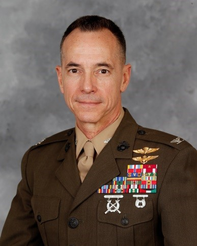 Accomplished Marine commander to direct Cadets' leadership ...