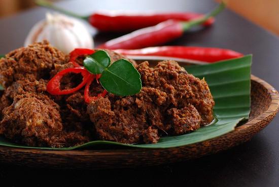 Randang Recipe Beef Rendang Padang Or Natural Golf Culinary Flavors Of The Archipelago