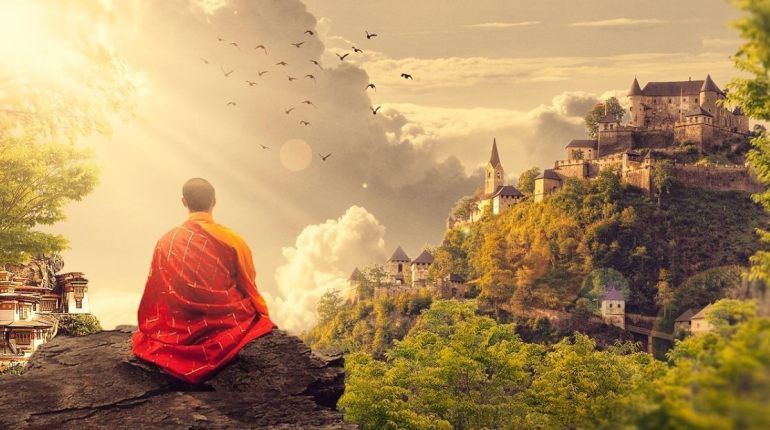 Boeddhisme - meditatie (CC0 - Pixabay - 4144132)