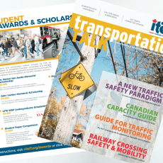 Transportation Talk – Winter 2017-18