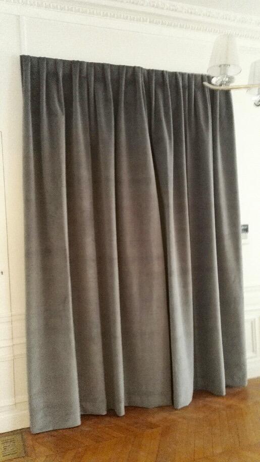 tissus pour rideaux citeaux mural 01