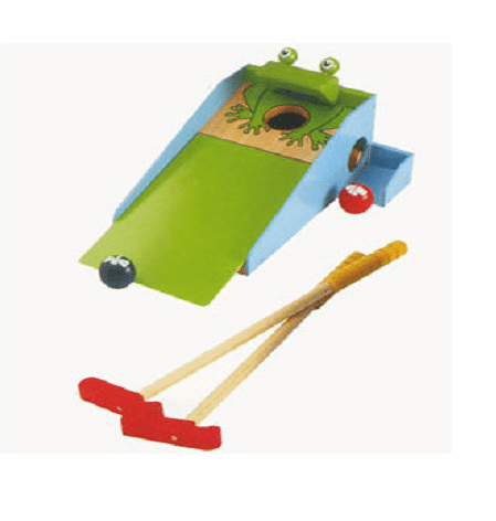 Mini Golf grenouille 50x25cm