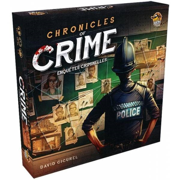 Chronicles of crime – Enquêtes criminelles