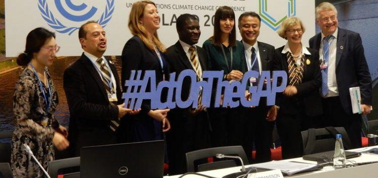 COP25 Panel