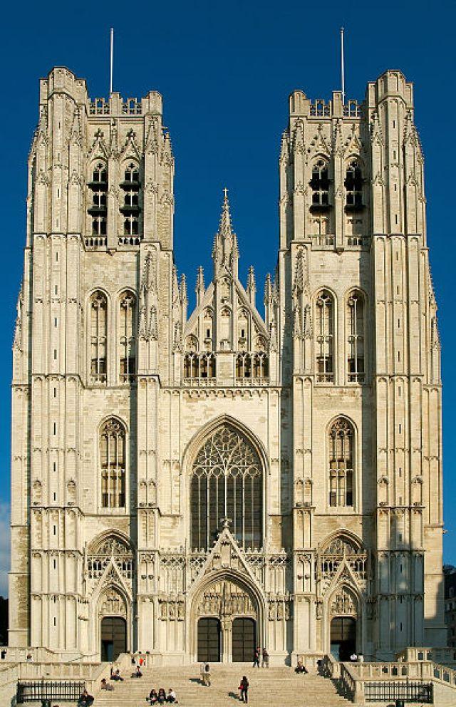 Катедралата Свети Михаил и Света Гудула