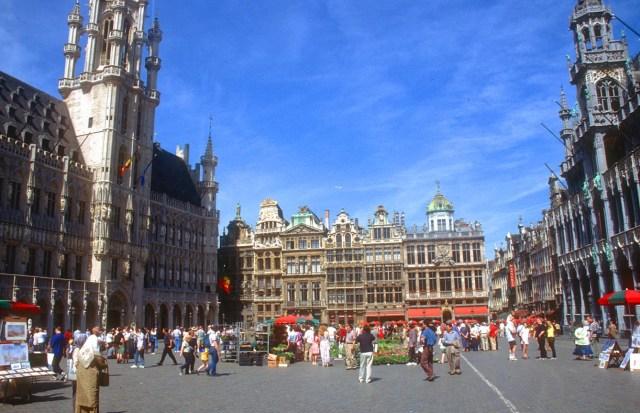 Големият площад на Брюксел