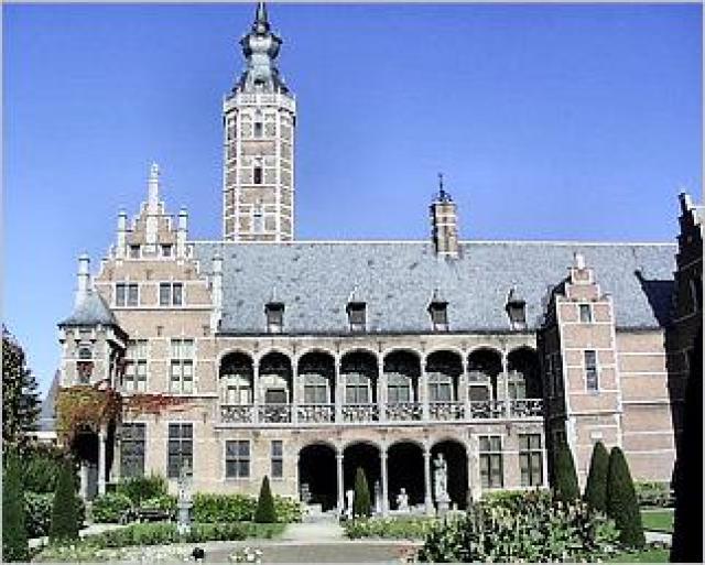 Дворецът на Буслайден