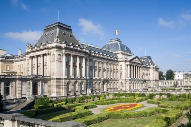 Кралският дворец в Брюксел