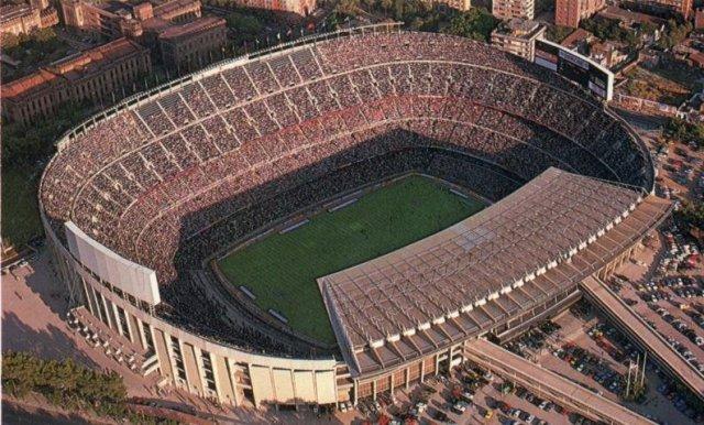 Стадионът Ноу Камп