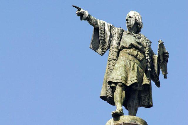 Колоната на Христофор Колумб