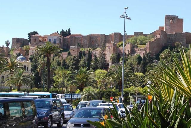 Крепостта Гибралфаро