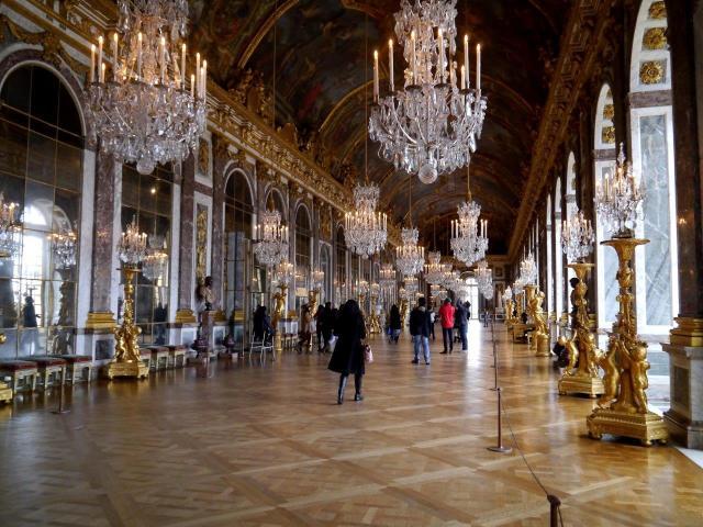 Дворецът Версай