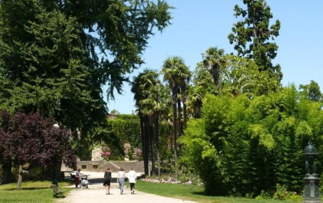 Старата ботаническа градина на Бордо
