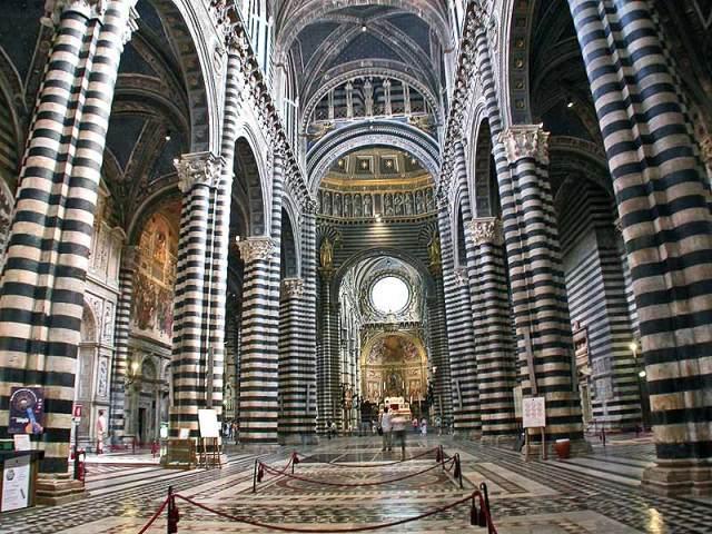 Катедралата на Сиена