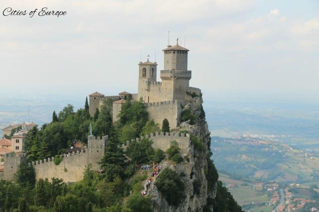 Крепостта Гайта