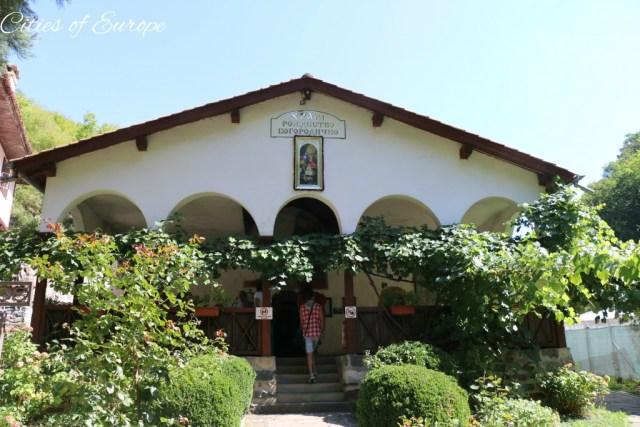 Осеновлашки манастир Седемте престола