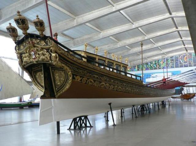 Музей на корабоплаването в Лисабон