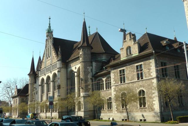 Национален музей на Швейцария