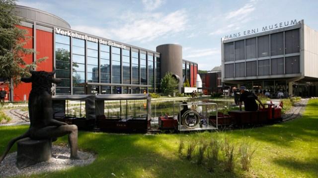 Швейцарски музей на транспорта