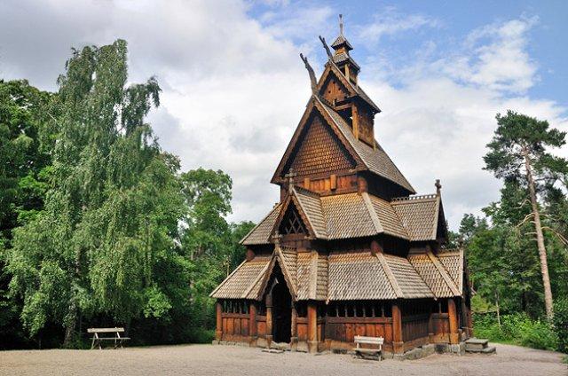 Фолклорен музей на Норвегия