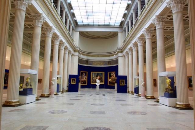 Музей на изящните изкуства Пушкин