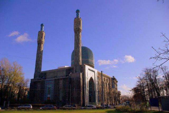 Джамията на Санкт Петербург