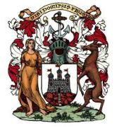 Coat of arms Edinburg