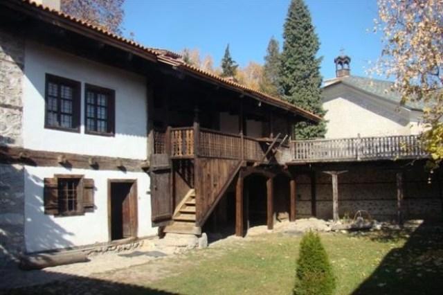 къща-музей на Неофит Рилски