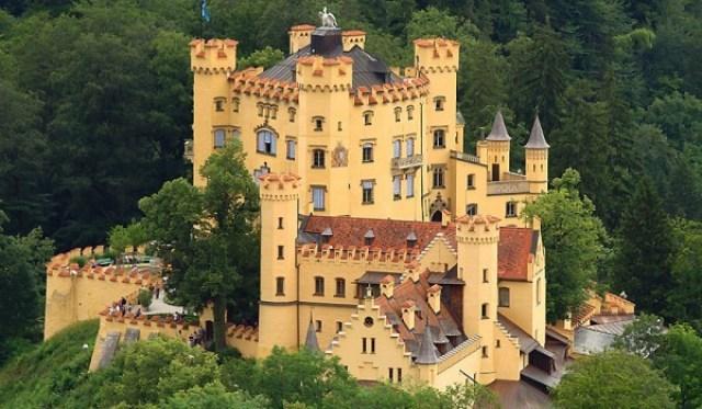 Замъкът Хоеншвангау