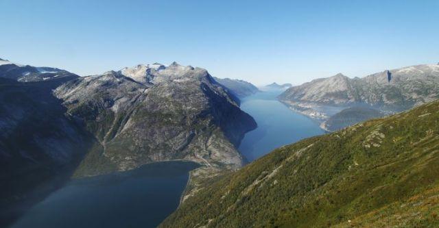 Обиколка с автомобил из Норвегия