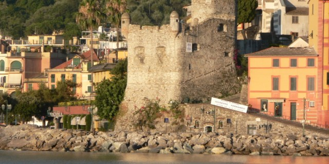 Замъкът на Санта Маргерита Лигуре1