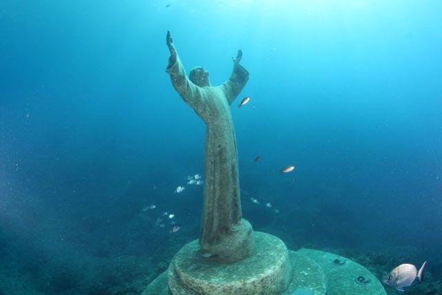 Статуята Христос от бездната