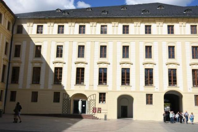 Галерията на Пражкия замък