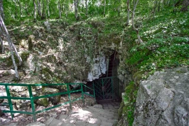 """Пещера """"Съева дупка"""""""