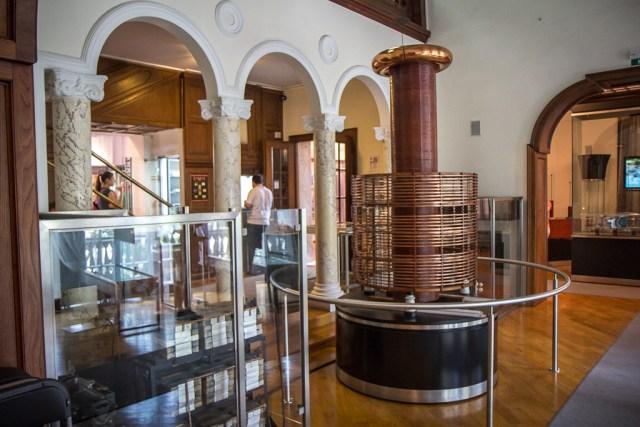 Музей на Никола Тесла