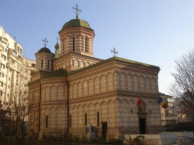 Църквите в централната част на Букурещ
