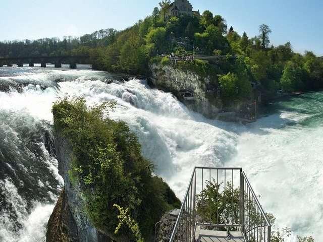 Рейнски водопад