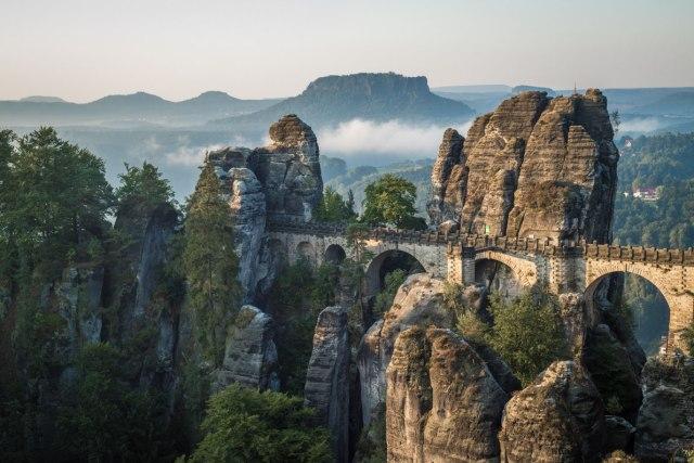 Най-красивите природни паркове в Европа