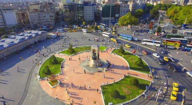 Площад Таксим