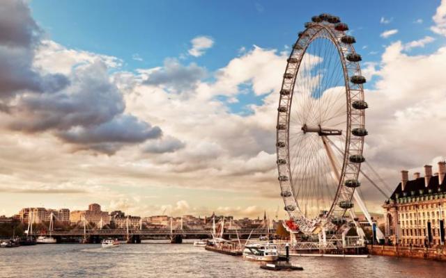 566189a3330 Лондонското око - град Лондон, Великобритания - Градовете на Европа