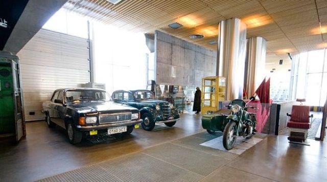Музей на окупациите