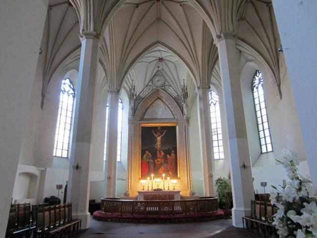 Църквата Свети Олаф