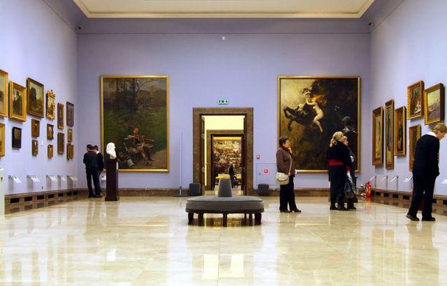 Националният музей в Краков