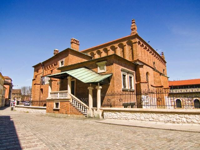 Старата синагога