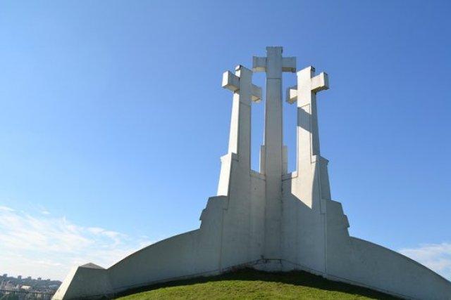 Хълмът на трите кръста