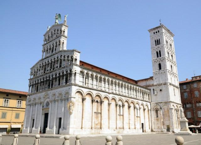 Църквата Сан Микеле ин Форо