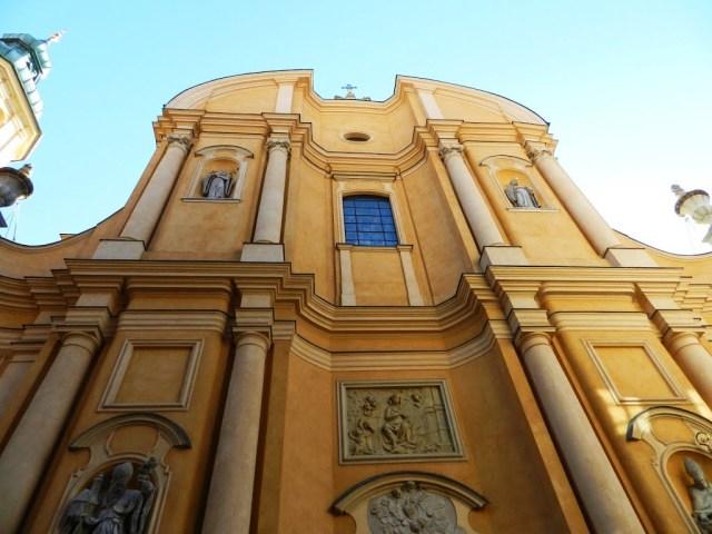 Църквата Свети Мартин