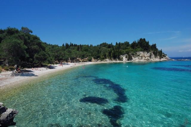 Остров Паксос